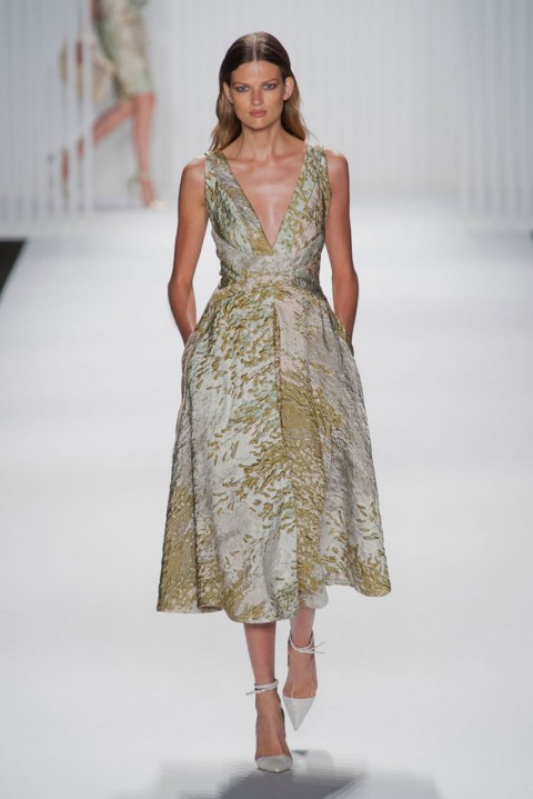 J. Mendel - New York Fashion Week Spring Summer 2013 - Marie Claire - Marie Claire UK