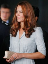 Kate Middleton first public speech