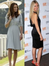 Kate Middleton Gwyneth Paltrow