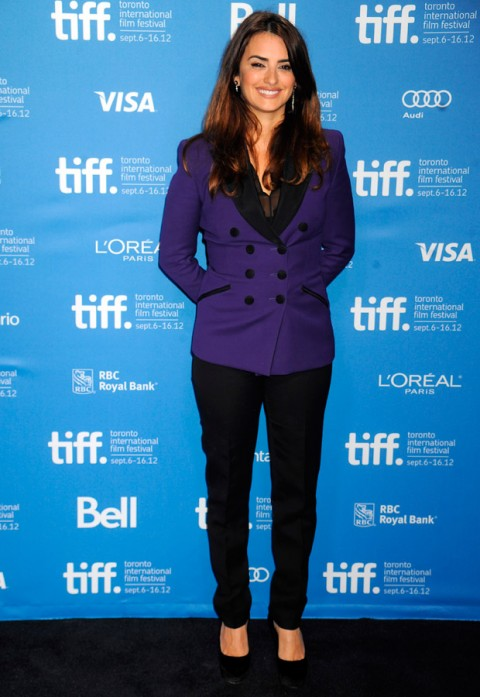 Penelope Cruz at Toronto Film Festival
