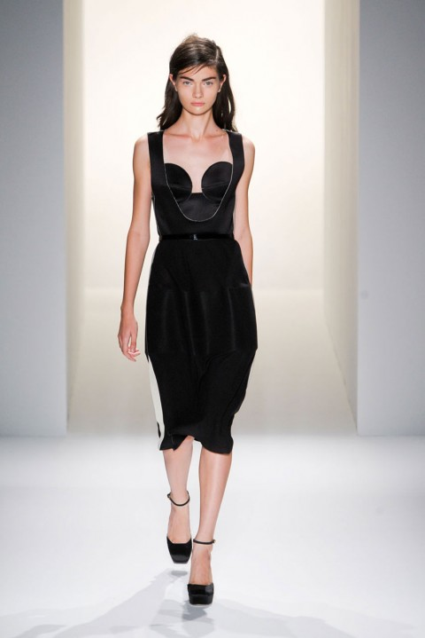 Calvin Klein - New York Fashion Week Spring Summer 2013 - Marie Claire - Marie Claire UK