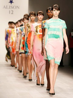 Antoni and Alison spring/summer 2013 at London Fashion Week