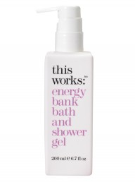 Energy Bank Bath and Shower Gel