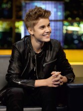 Justin Bieber on Jonathan Ross show
