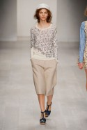 Kinder Aggugini - London Fashion Week Spring Summer 2013 - Marie Claire - Marie Claire UK