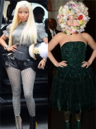 Nicki Minaj Lady Gaga