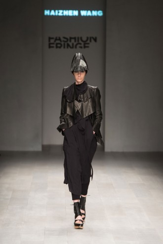 Fashion Fringe - London Fashion Week Spring Summer 2013 - Marie Claire - Marie Claire UK