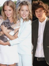 Harry Styles Caggie Dunlop