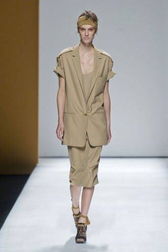 MaxMara - Milan Fashion Week Spring Summer 2013 - Marie Claire - Marie Claire UK