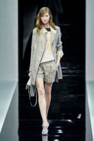 Emporio Armani - Milan Fashion Week Spring Summer 2013 - Marie Claire - Marie Claire UK