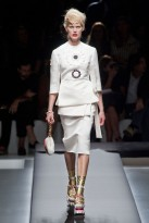 Prada - Milan Fashion Week Spring Summer 2013 - Marie Claire - Marie Claire UK
