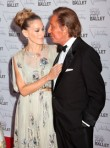 Sarah Jessica Parker and Valentino in New York