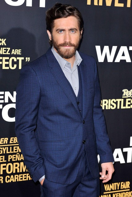 Jake Gyllenhaal for Fifty Shades of Grey movie?