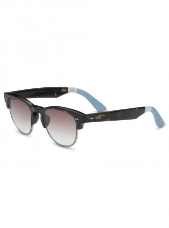 Tom's Lobamba Tortoise sunglasses