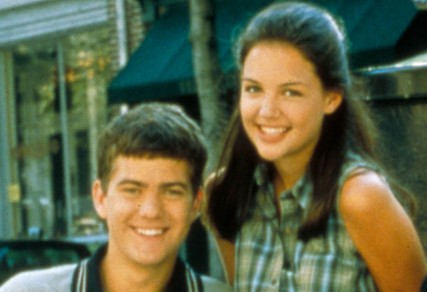 Katie Holmes Joshua Jackson Dating on Joshua Jackson Reveals Katie Holmes Called Him After Splitting From
