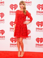 Taylor Swift at The 2012 iHeart Radio Music Festival