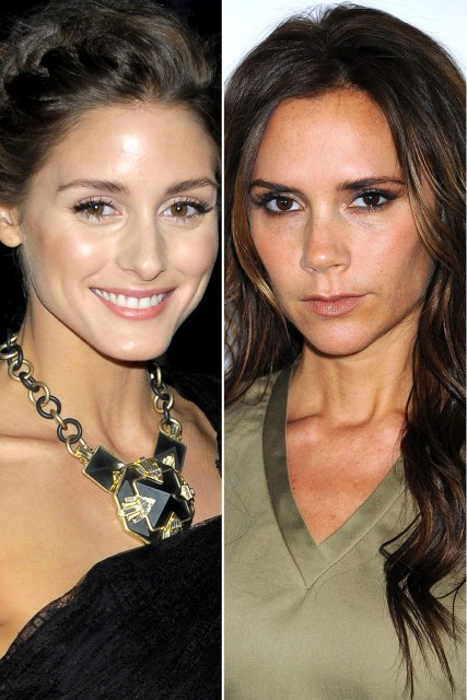 Olivia Palermo Victoria Beckham