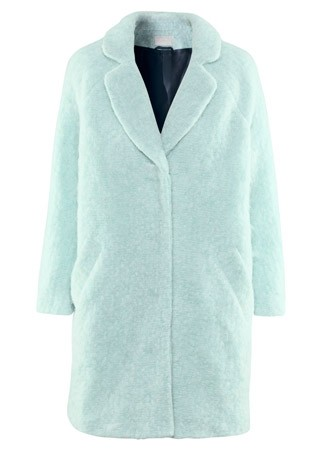 H&M wool coat, £99.99