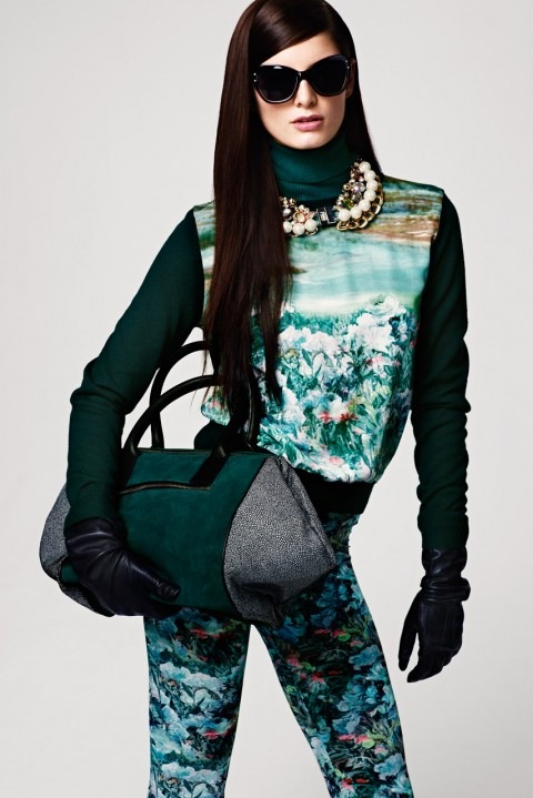 H&M autumn/winter 2012