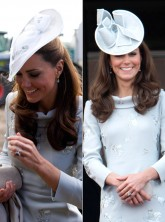 Kate Middleton recycles Erdem dress
