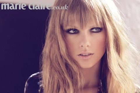 Taylor Swift for Marie Claire