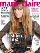 Taylor Swift for Marie Claire November 2012 
