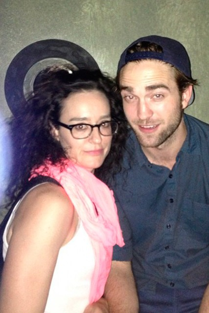Robert Pattinson and Kennedy Nation