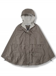 Woolrich cape