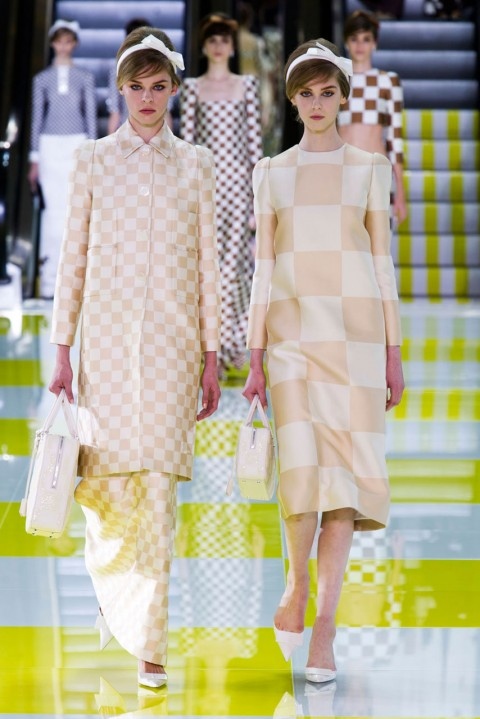 Louis Vuitton - Paris Fashion Week Spring Summer 2013 - Marie Claire - Marie Claire UK