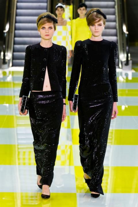 Louis Vuitton - Paris Fashion Week Spring Summer 2013 - Marie Claire - Marie Claire UK