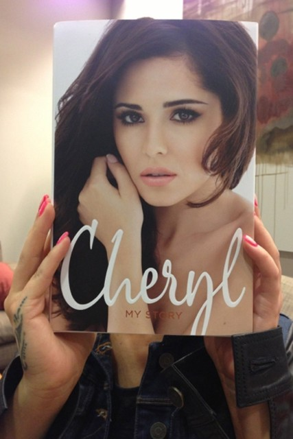 Cheryl Cole's autobiography