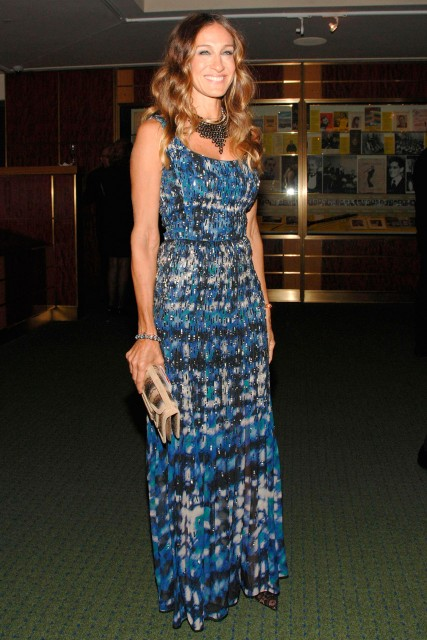 Sarah Jessica Parker at the Carnegie Hall 2012/2013 Season opening night gala in New York