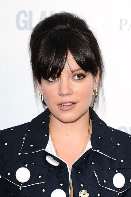 Lily Allen - pro choice debate - celebrity mothers - Marie Claire - Marie Claire UK
