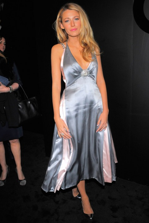 Blake Lively at the Chanel Fine Jewellery party