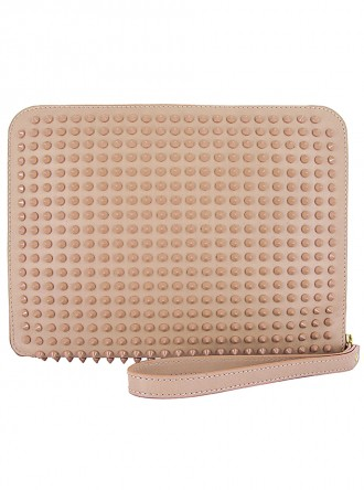 Christian Louboutin studded bag