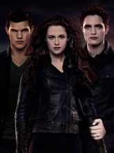 Robert Pattinson, Kristen Stewart & Taylor Lautner