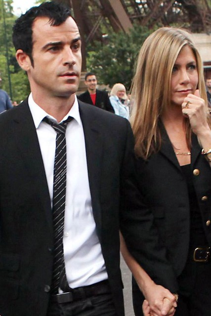 Jennier Aniston Justin Theroux