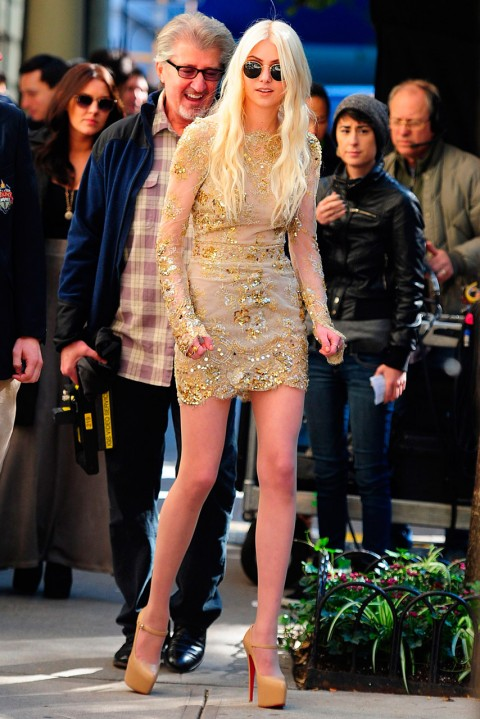 Taylor Momsen in Gossip Girl