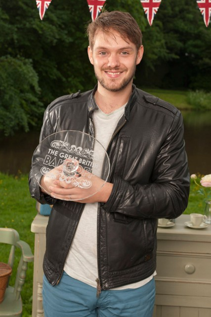 John Whaite - Great British Bake Off 2012