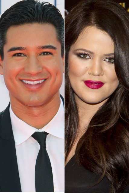 Khloe Kardashian Mario Lopez