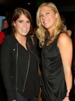 Princess Eugenie and Chelsy Davy 