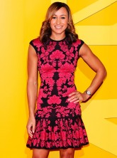 Jessica Ennis at the UK Athletics Gala Dinner 2012 in London
