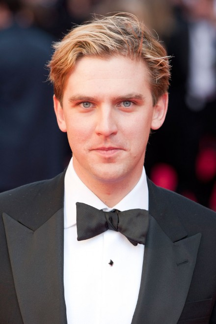 Dan Stevens - Downton Abbey - Marie Claire - Marie Claire UK