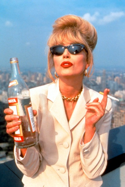 Joanna Lumley to auction off Absolutely Fabulous wardrobe