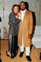 Sarah Jessica Parker and Kanye West at Some of the biggest names in fashion and the arts stepped out to celebrate the launch of the highly anticipated Maison Martin Margiela for H&M collection party
