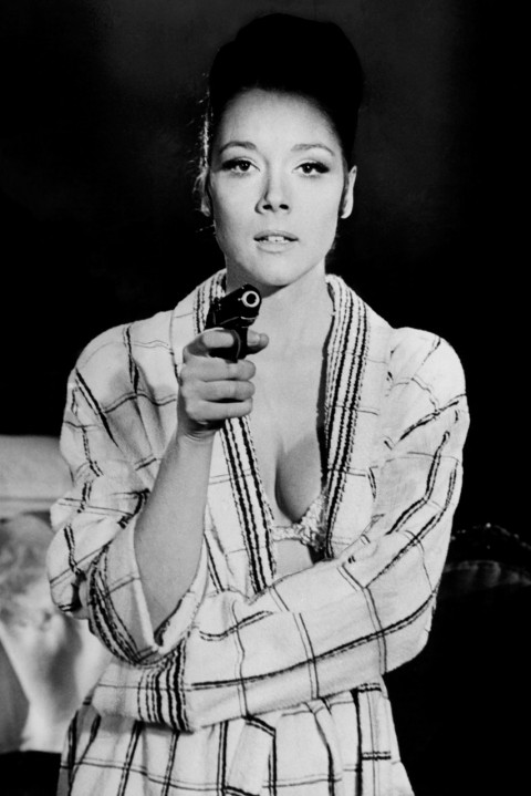 Diana Rigg - Best Bond Girls