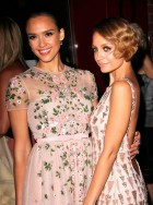 Jessica Alba and Nicole Richie at the Baby2Baby Gala in Los Angeles