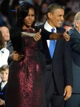 Barack Obama wins Presidential election