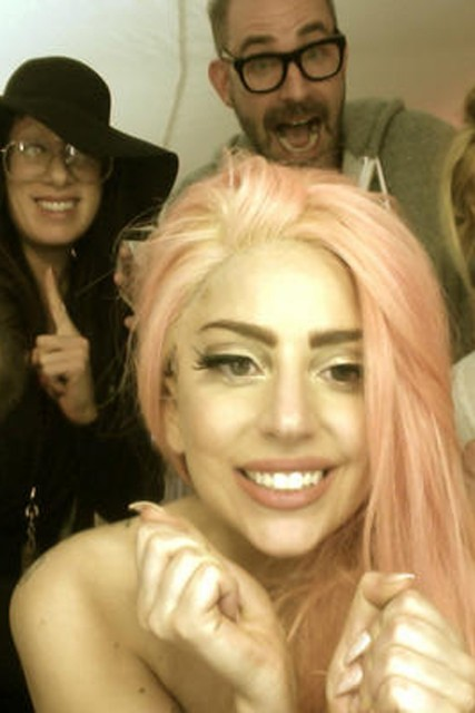 Lady Gaga - Stars Who Love Obama - Twitter - Marie Claire - Marie Claire UK