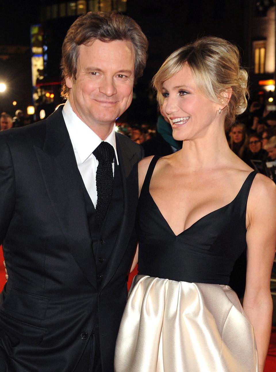 Colin Firth reveals Ca...